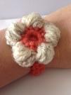 Easy Flower Bracelet